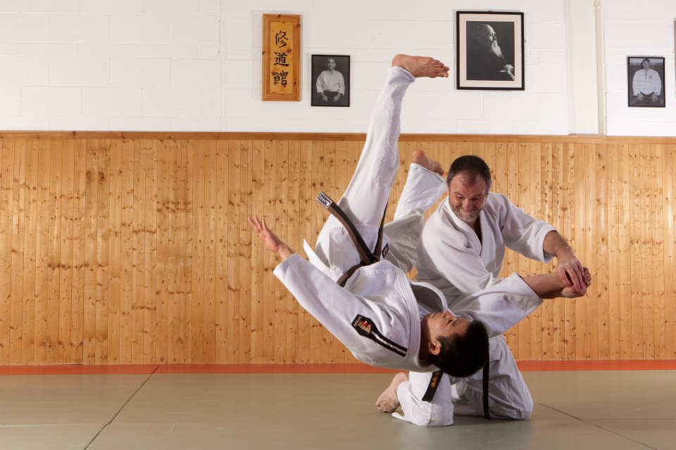 Powered By Hotaru Martial Arts Aikido
