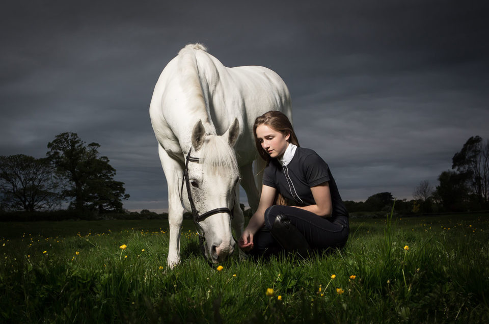 Horse photography in Lancashire